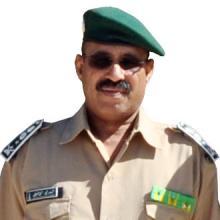 قائد أركان الدرك اللواء السلطان ولد أسواد